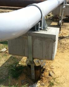 Pipe Support Stiffness, GMRC Project | Vibration, dynamics and noise