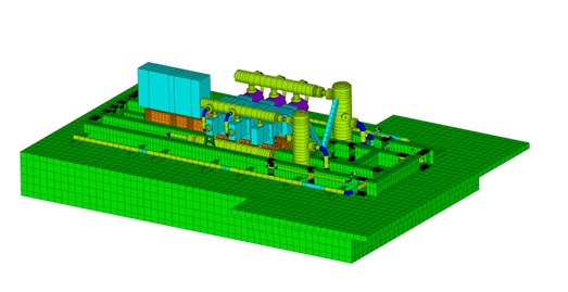 compressor, skid and foundation design provides an integrated approach and reliable results