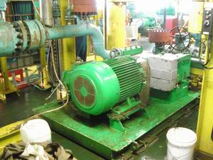 Green plunger pump