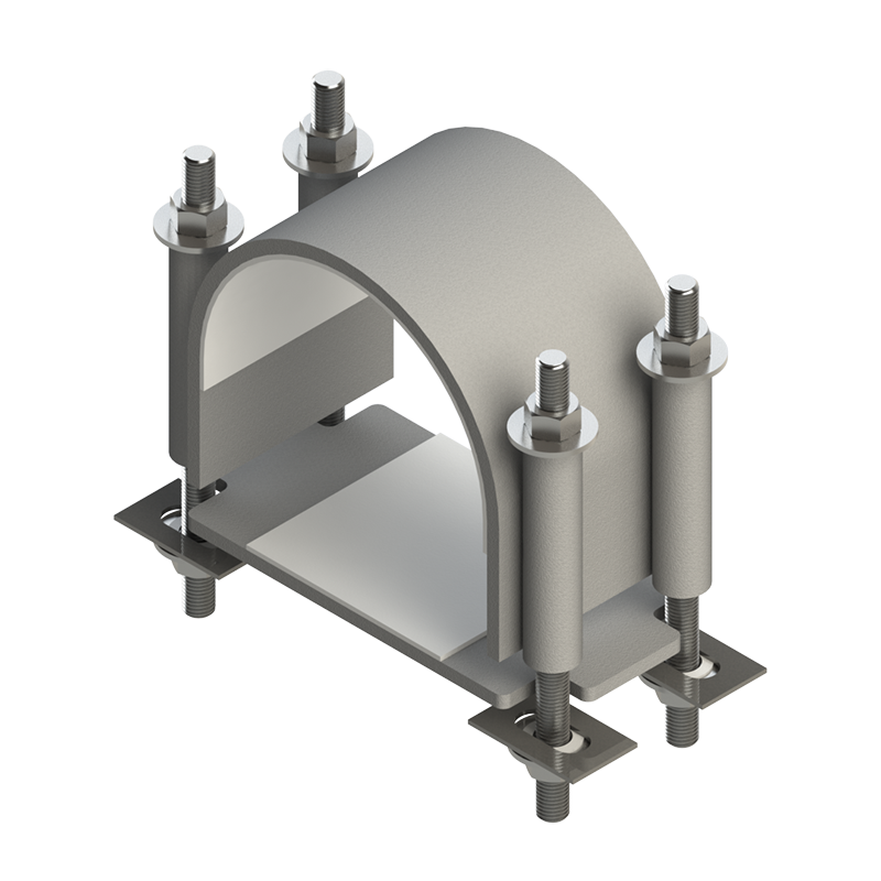 Anti-Vibration Clamps, incl  DamperX™ and ThermaGlide™ | Vibration